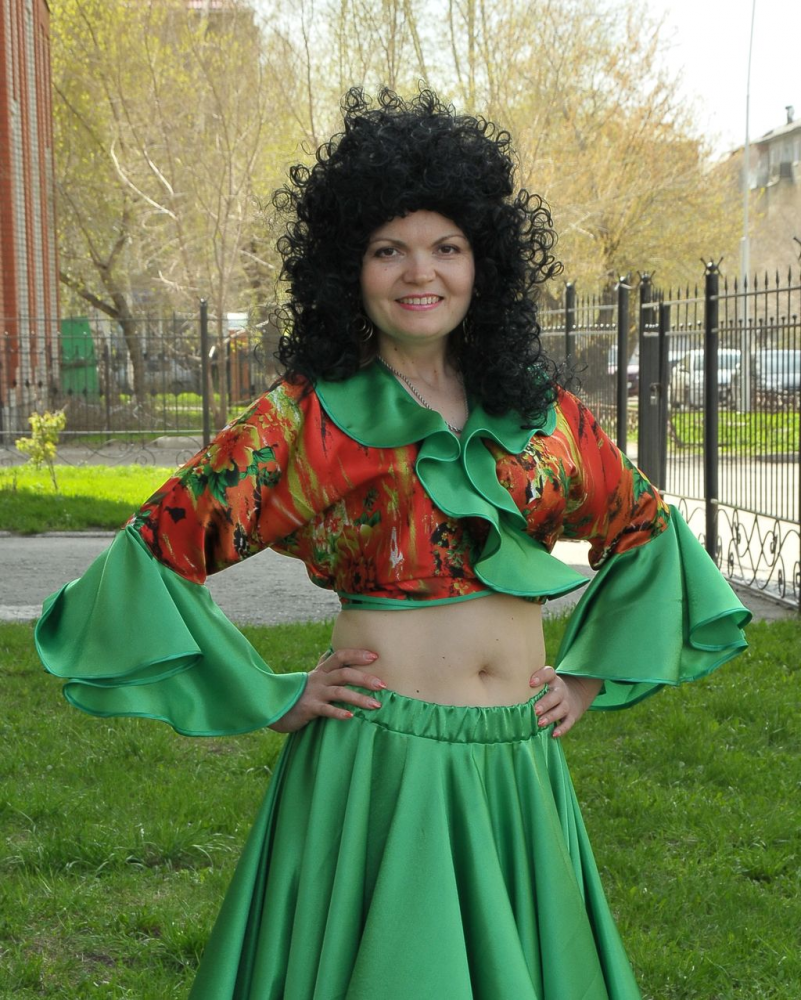 Цыганские Блузки В Челябинске