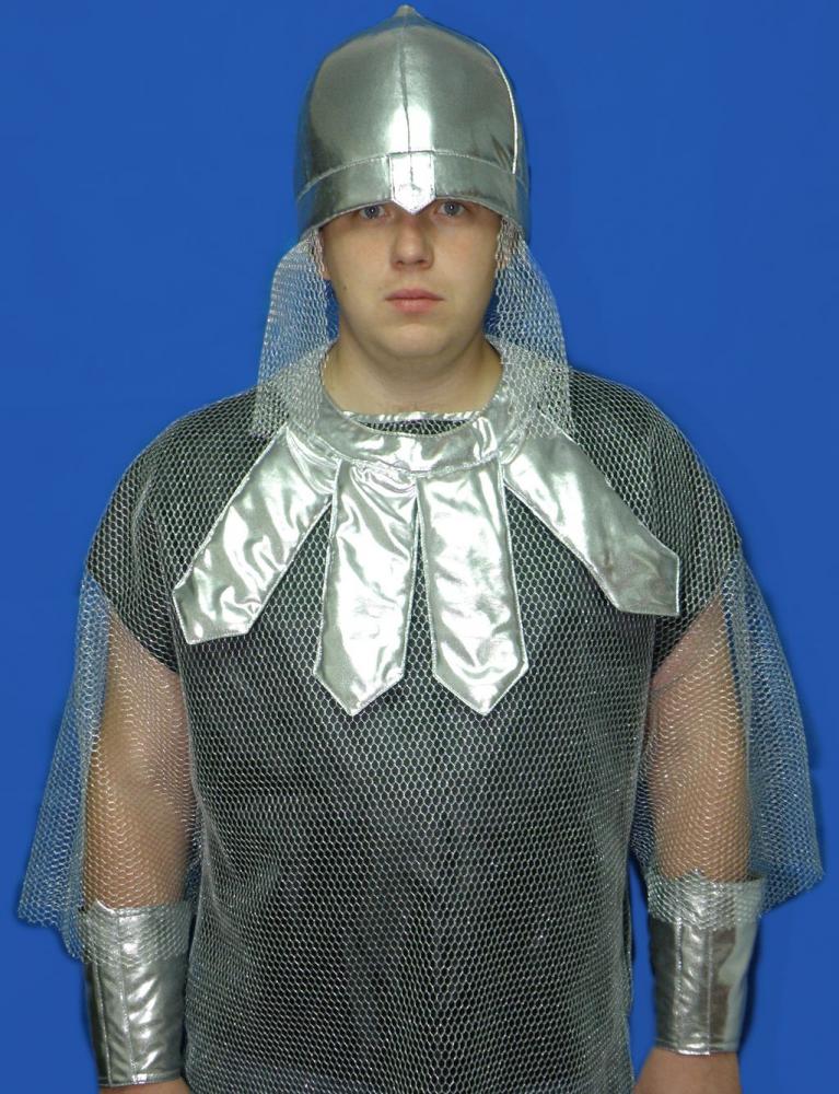 Как сделать костюм богатыря